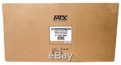 Loaded 10 MTX Subwoofer+Sub Box Enclosure For 2009-15 Ford F-150 SuperCrew Cab