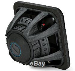 Loaded Dual Kicker 44L7S102 Car Audio Solo-Baric 10 Subwoofer Box Sub Enclosure