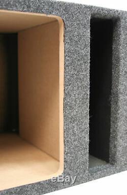 Loaded Dual Kicker 44L7S122 Car Audio Solo-Baric 12 Box & 43CXA12001 Amp Bundle