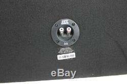 MTX 12 1200W Dual Loaded Car Subwoofer Audio with Sub Box + Amplifier TNP212D2