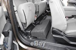 MTX AUDIO Ford F-150 Super Cab 2009-2015 LOADED 10 TERMINATOR SUBWOOFER