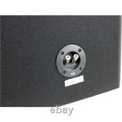MTX Magnum 10 400W RMS Dual Car Loaded Subwoofer Audio Woofer+Box (Open Box)