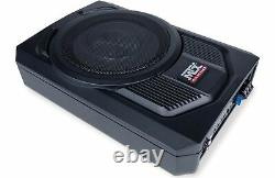 MTX TN8MS 8'' Terminator Amplified Loaded Powered Under-Seat Subwoofer Enclosure