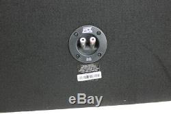 MTX TNP212D2 12 1200W Dual Loaded Car Subwoofer Audio Sub+Box+Amp (Open Box)