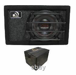 Massive Audio 12 600W Dual 4 Ohm Loaded Subwoofer Enclosure BT-12 12 DVC