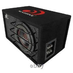Massive Audio BG6 6.5 Pre-Loaded 250 Watt RMS 2-Ohm Subwoofer in Ported Enclo