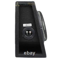 Memphis Audio 10 Ultra Slim Subwoofer Loaded Enclosure 2 Ohm 700W Max PRXS110E
