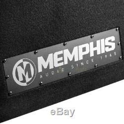 Memphis Audio MJME6D1T Loaded Dual 6.5 Truck Box Ported 1400W RMS Mojo Mini