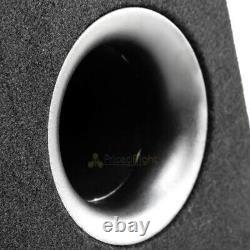 Memphis Audio MJME6S1 Loaded 6.5 Subwoofer Enclosure Ported 700W RMS Mojo Mini