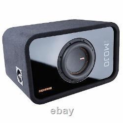 Memphis Audio MJME6S1 Single 6.5 Loaded enclosure 1 ohm 700 RMS
