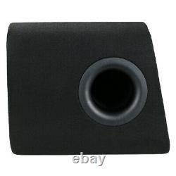 Memphis Audio MJME8D1 Dual 8 Ported Loaded DVC Subwoofer Enclosure Sub Box NEW