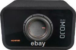 Memphis Audio MJME8S1 8 1-ohm Loaded Enclosure