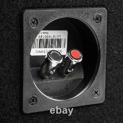Memphis Audio MJME8S1 Loaded 8 Subwoofer Enclosure Ported 900W RMS Mojo Mini