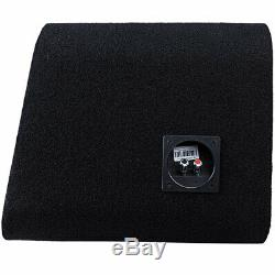 Memphis Audio Mjme6d1 6.5 1400w Mojo Mini Series Dual Loaded Ported Enclosure