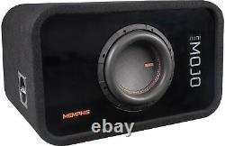 Memphis Audio Ported Loaded Enclosure with 8 Subwoofer MJME8S1