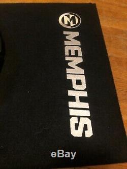 Memphis Csa112sp 12 Loaded 700w Enclosed Subwoofer Bass Speaker Box Amplifier