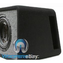 Memphis Prxe10d2 10 1000w Loaded Enclosure Subwoofers Bass Speakers Ported Box