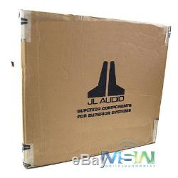 NEW JL AUDIO CLS113RG-W7AE 13.5 13W7-AE LOADED ProWedge W7 SUBWOOFER ENCLOSURE