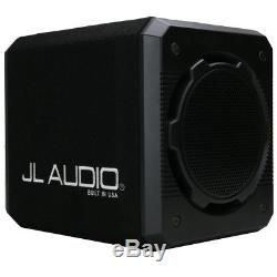 NEW JL AUDIO CS210OG-TW3 DUAL 10 LOADED SEALED BOX with (2) 10TW3-D4 SUBWOOFERS