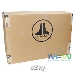 NEW JL AUDIO HO110-W6v3 10 10W6v3 LOADED HIGH OUTPUT H. O. PORTED SUBWOOFER BOX