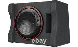 NEW Kenwood P-XW1221SHP 12 Pre-loaded Ported Subwoofer Enclosure (500W RMS)