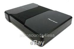 NEW Pioneer TS-WH500A 150 Watt 8.25 Active Loaded Amplified Subwoofer Enclosure