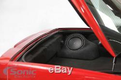 NVX Chevy Corvette C6 2006-2013 BOOST 10 750W Loaded Subwoofer enclosure Box