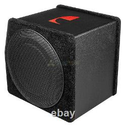 Nakamichi 10 Subwoofer Loaded Enclosure Powered Sub Bass System Active NBS210A