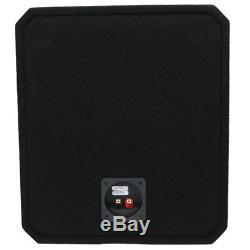 New Jl Audio Cs110g-tw3 Loaded 10 10tw3-d4 Sealed Subwoofer Enclosure Box