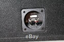New Rockford Fosgate P3-2X12 12 2400 Watt Dual Loaded Subwoofer Sub Enclosure