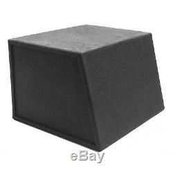 New Skar Audio Evl-1x10d2 Single 10 2000 Watt Vented Loaded Sub Box Enclosure