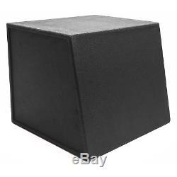 New Skar Audio Evl-1x15d2 Single 15 2500 Watt Vented Loaded Sub Box Enclosure