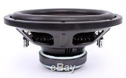 New Skar Audio Ix12d4-2x12vented Dual 12 Vented Loaded Sub Box Enclosure D4