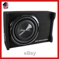 Pioneer 10 Inch 1200 Watt Shallow Mount Subwoofer Pre-Loaded Sub
