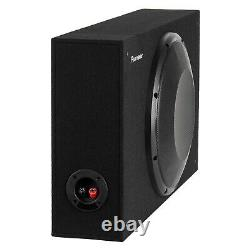 Pioneer TS-A3000LB A-Series 400W 12 Shallow-Mount Loaded Sealed Enclosure Box