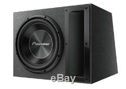 Pioneer TS-A300B 12 Pre-loaded subwoofer system 12 Pre-loaded subwoofer syste