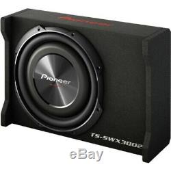 Pioneer TS-SWX3002 12 Shallow-Mount Pre-Loaded Subwoofer Enclosure Car Sub NEW
