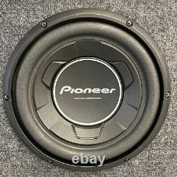 Pioneer TS-WX106B 1100 Watts 10 Pre Loaded Compact Subwoofer Enclosure Box