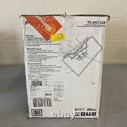 Pioneer TS-WX126B 1300 Watts 12 Pre Loaded Compact Subwoofer Enclosure Box