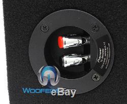 Pioneer Ts-swx2502 10 1200w 4-ohm Loaded Subwoofer Enclosure Bass Speaker Box