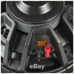 Polk Audiob Dual Under-Seat Loaded Subwoofer Enclosure for 88 98