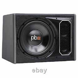 PowerBass PS-WB101 10 Single Loaded Ported Enclosure