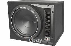 Rockford Fosgate P1-1X10 Punch P1 500W 10'' Ported Loaded Enclosed Subwoofer