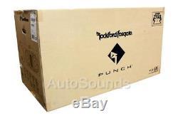 Rockford Fosgate P2-2X12 1600 Watt Ported 12 Dual Loaded Subwoofer Enclosure