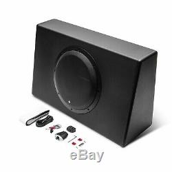 Rockford Fosgate P300-12T 12 Inch Punch Series Amplified Loaded Enclosure