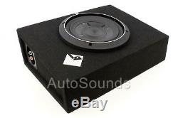 Rockford Fosgate P3S-1X8 NEW P3 8 Shallow Loaded Truck Subwoofer Box Enclosure