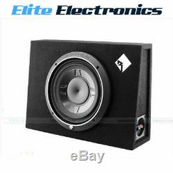 Rockford Fosgate P3s-1x10 300w Rms 10 Shallow Loaded Enclosure Subwoofer Box