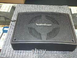 Rockford Fosgate PS-8 Punch Single 8 Amplified Loaded Enclosure Subwoofer