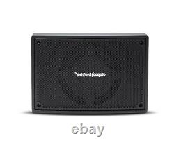 Rockford Fosgate PS-8 Single 8 Punch Powered Loaded Subwoofer Enclosure PS8