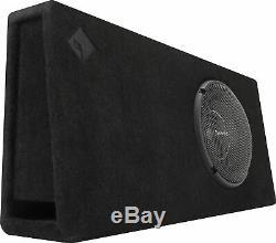 Rockford Fosgate Power T1S-1x10P Single 10 Ported Loaded Enclosure